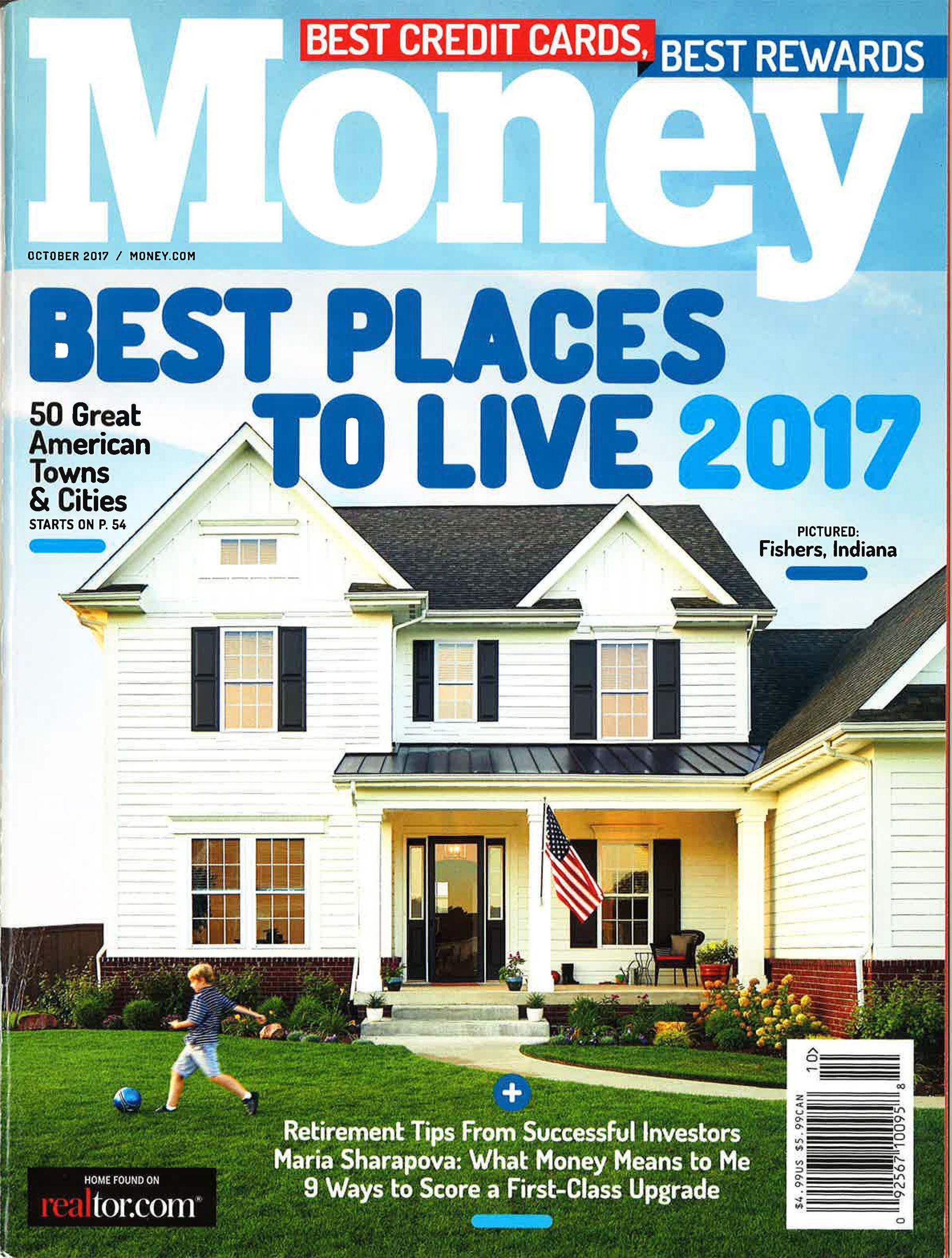 Money Mag Cover